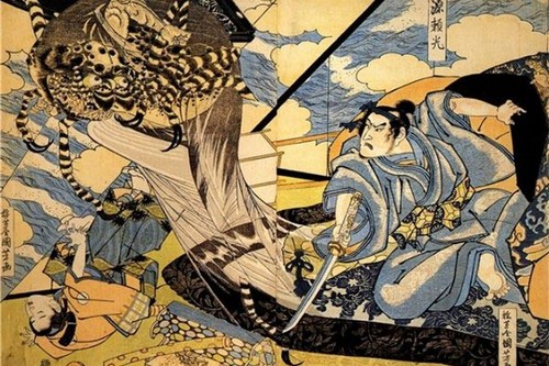 10 Interesting Creatures from Japanese Folklore