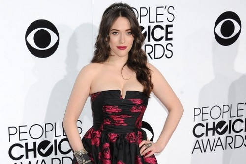 Kat Dennings Hottest Curvy Celebrities