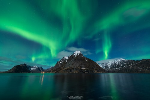 Northern Lights Places To Watch the Night Sky