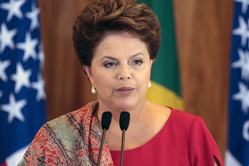 Popular Socialist Leaders Dilma Rousseff