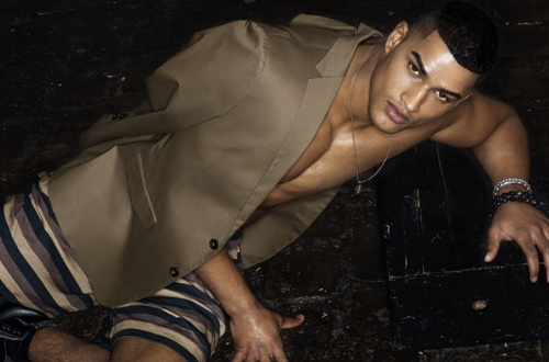 Top Male Models Rob-Evans