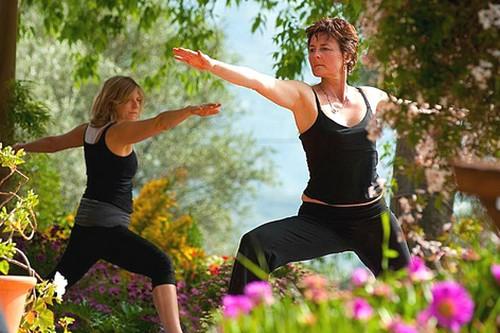 Best yoga retreats Kaliyoga