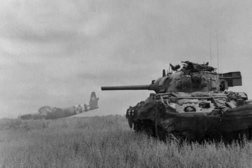 """Tank M4 """"Sherman"""""""