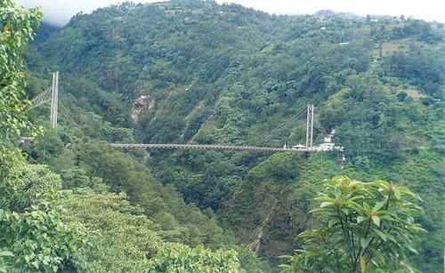 Singshore Bridge Bungee Jumping