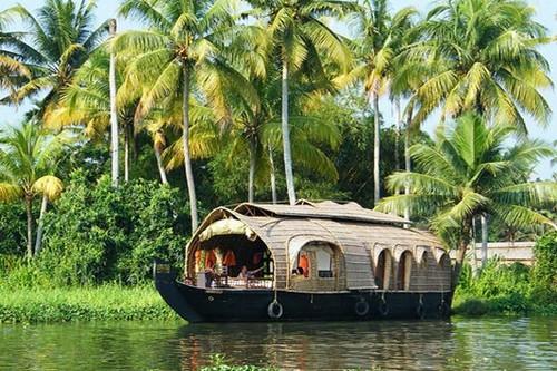 Stunning Kerala, India