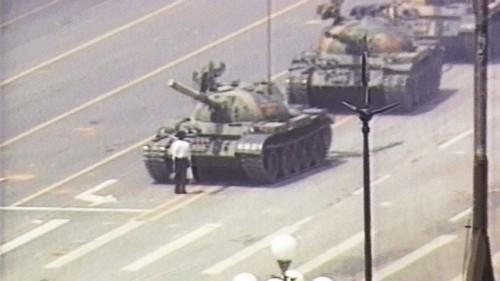 Tiananmen Square Tank Man