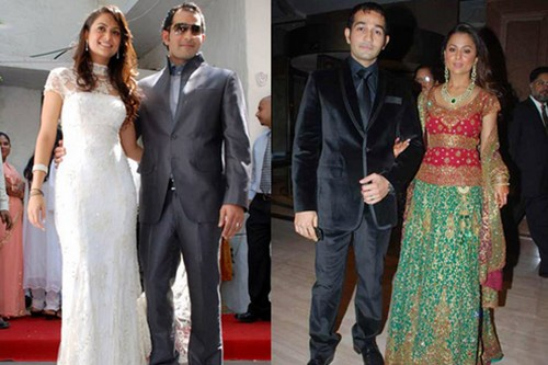 Inter Religion Bollywood Celebrity Marriages