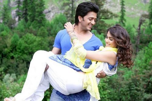 Genelia and Ritesh