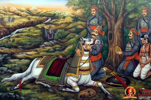 Famous War Horses Chetak history