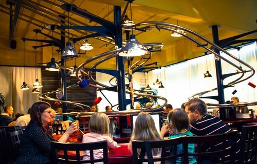 10 Quirky Restaurants