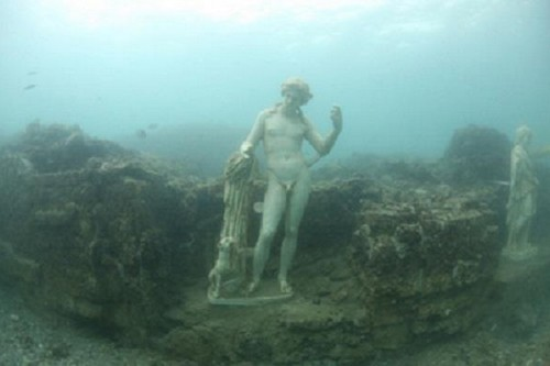 Baiae, Lost Underwater Cities