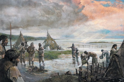 Doggerland Lost Underwater Cities