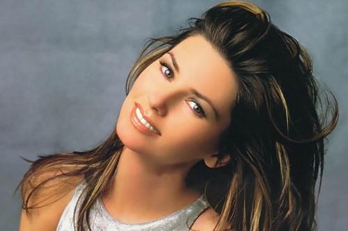 Highets Paid Singer Shania Twain