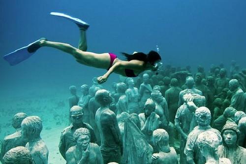 Shicheng, Lost Underwater Cities