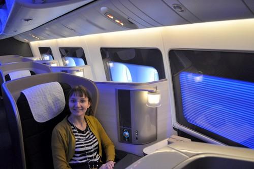 British Airways Luxurious Airline Cabins