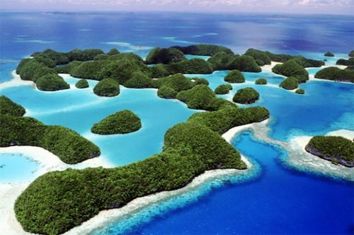Ilhas espetaculares de Galápagos