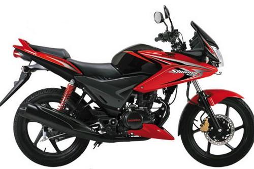Honda CBF Stunner Red