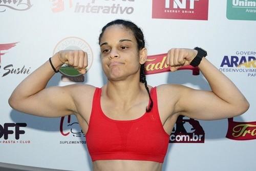 Livia Renata Souza Female Mixed Martial Artists