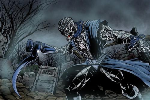 Nekron Greatest DC Comic Villains