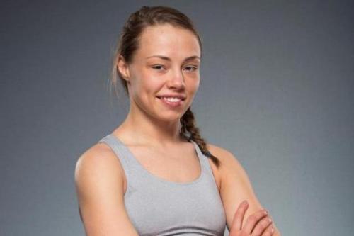 Rose Namajunas Female Mixed Martial Artists