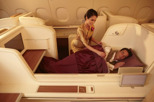 THAI Luxurious Airline Cabins