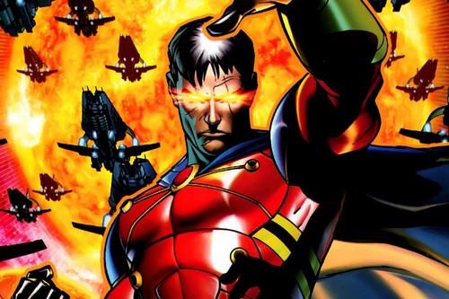 Vulcan Gabriel Summers Marvel Villains