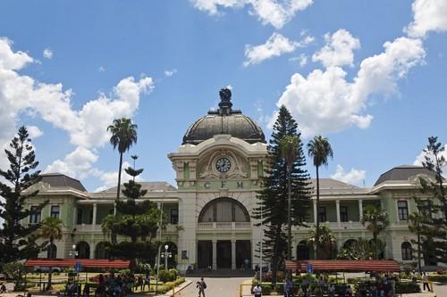 Amazing Railway Stations Mozambique
