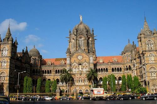 Amazing Railway Stations Mumbai
