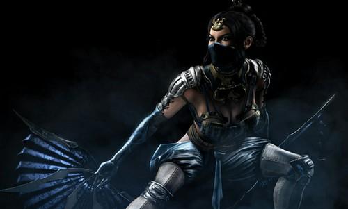 Kitana (Mortal Kombat Series)