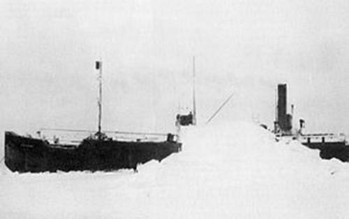 The Elusive SS Baychimo