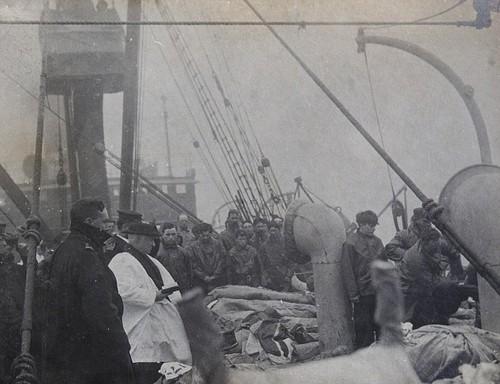 Titanic Funeral Mass