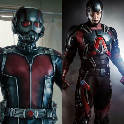 antman & the atom