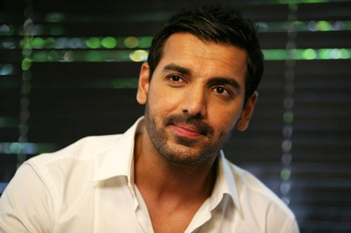 Bollywood Star John Abraham