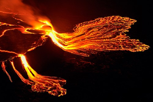 Mt. Nyiragongo, Democratic Republic of Congo