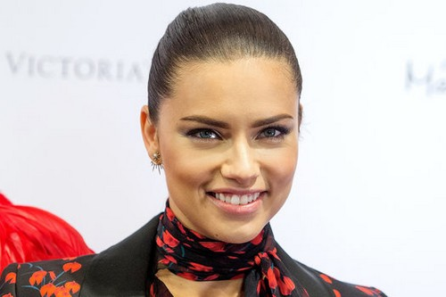 Adriana Lima Most Beautiful Woman 2016