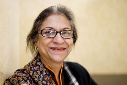 Asma Jahangir Famous Pakistani Woman