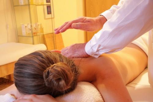 Schedule a Massage