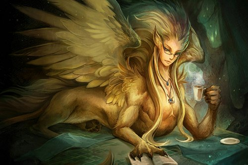popular mythical creatures