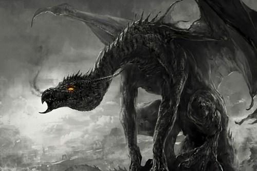 legendary creatures dragons