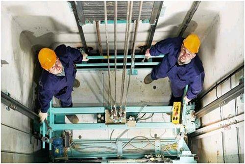 elevator repair jobs