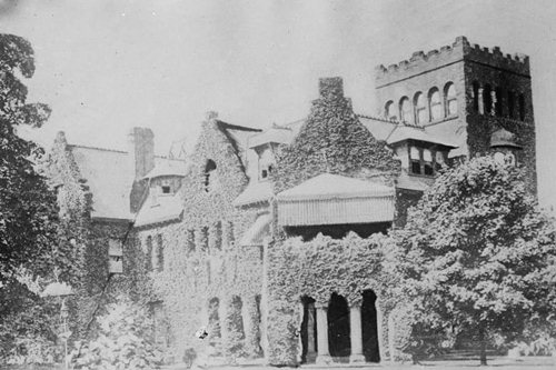 Terrifying Tales of Pittsburgh Haunting