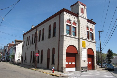 Troy Hill Fire House