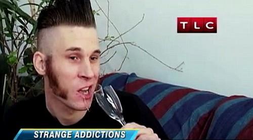 Bizarre Eating Addictions