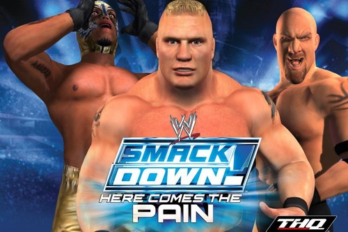 Best WWE Games WWE Smackdown Here Comes the Pain