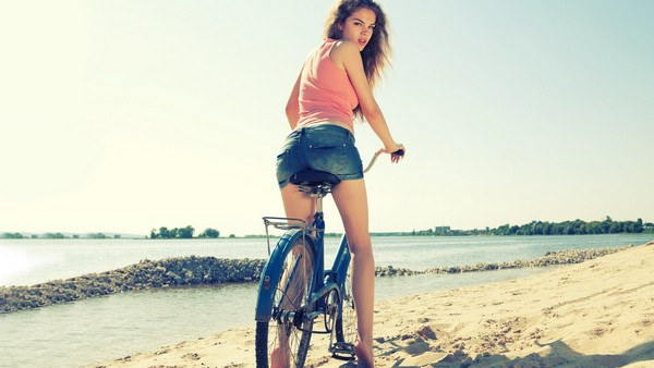 Cycling to Lose Body Fats