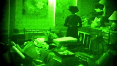 Real Ghost Footage of Molly Brown