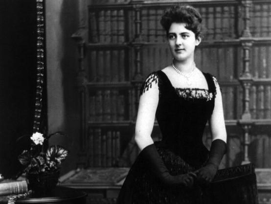 Hottest First Ladies Frances Cleveland