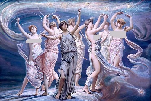 Seven Fairies or Seven sisters