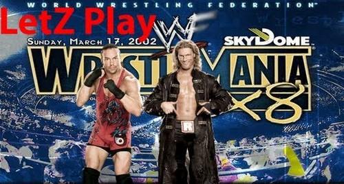 WWE Road to Wrestlemania X8