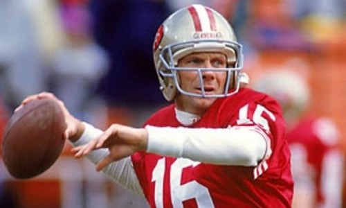 Joe Montana Best NFL Players